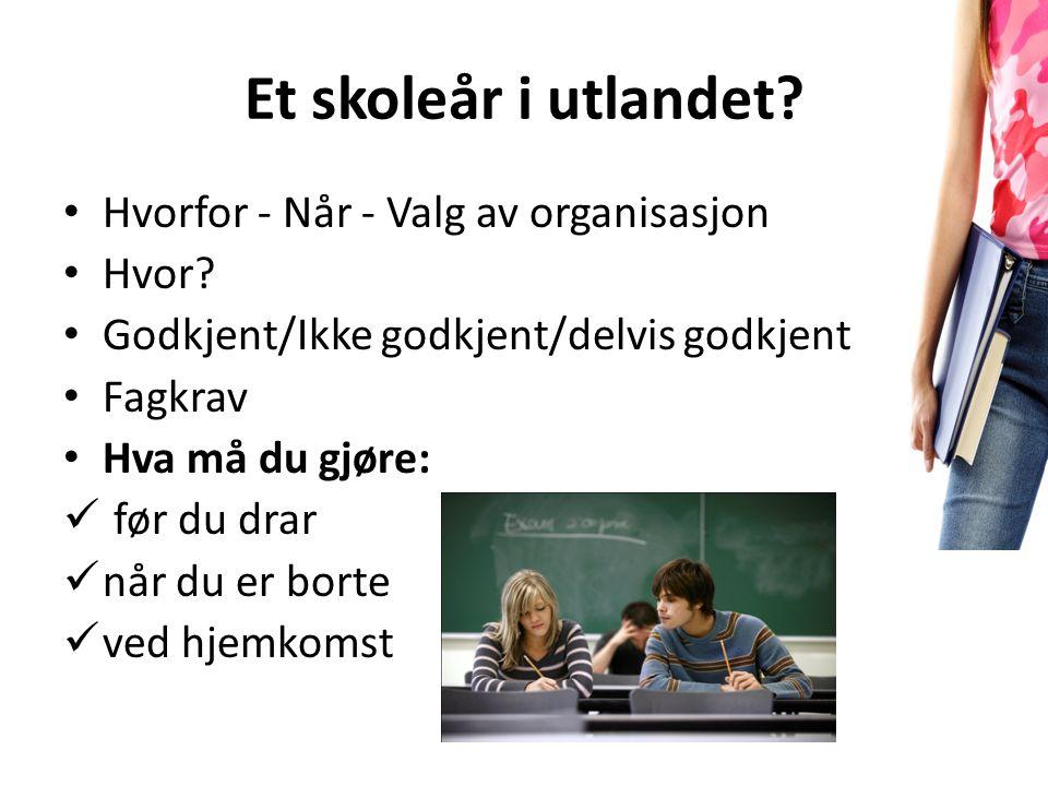 Hvorfor - Når - Valg av organisasjon Lære – leke – lære språk???.