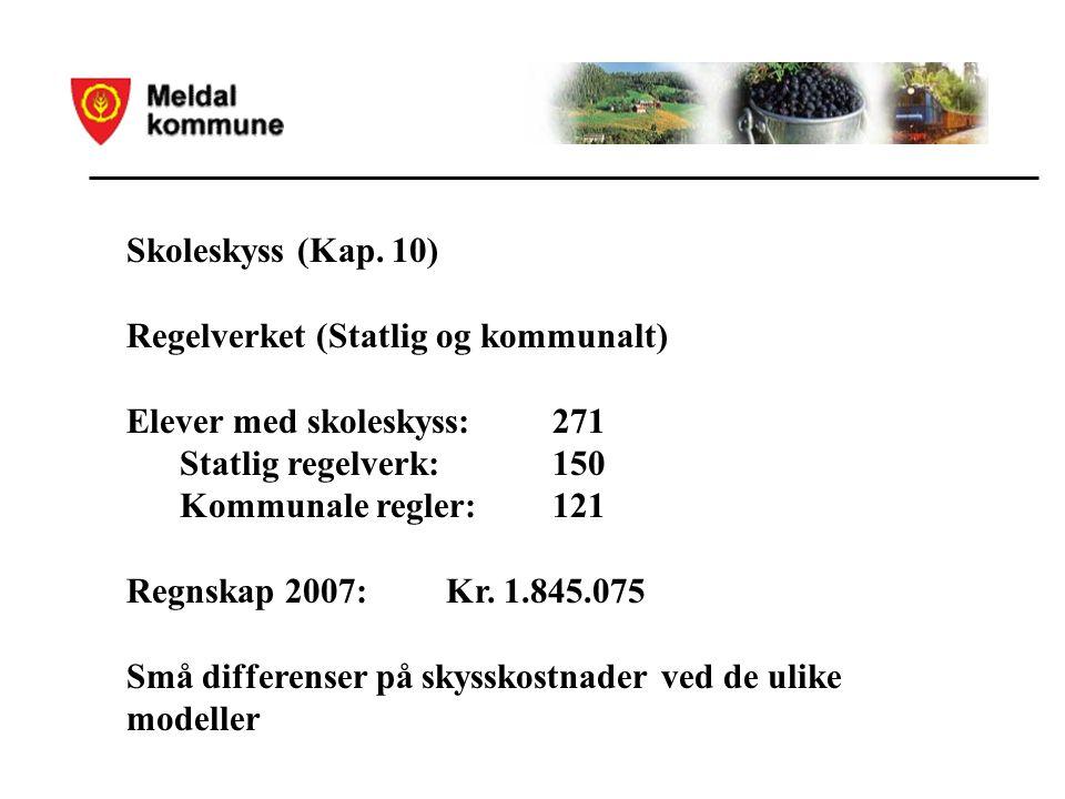 Skoleskyss (Kap.
