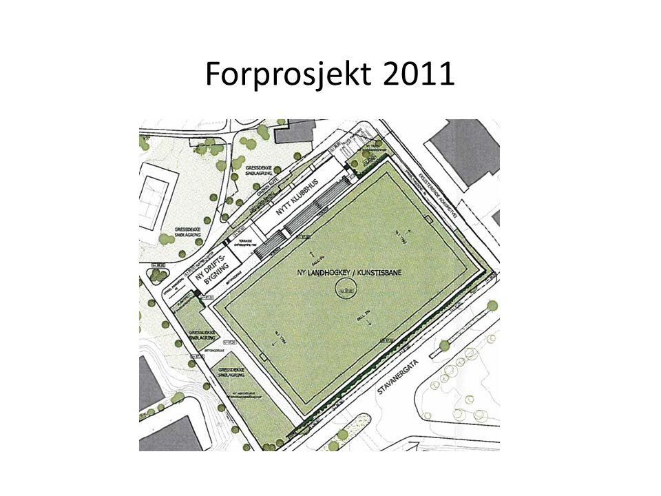 Forprosjekt 2011