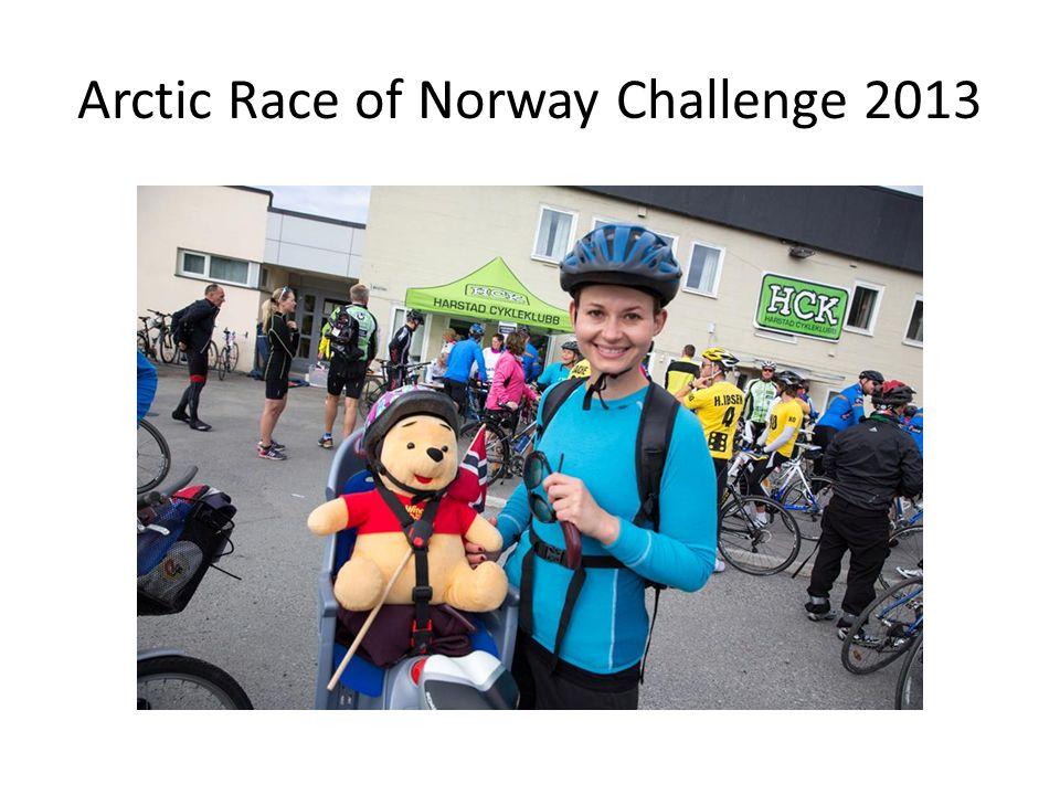 Arctic Race of Norway Challenge 2013