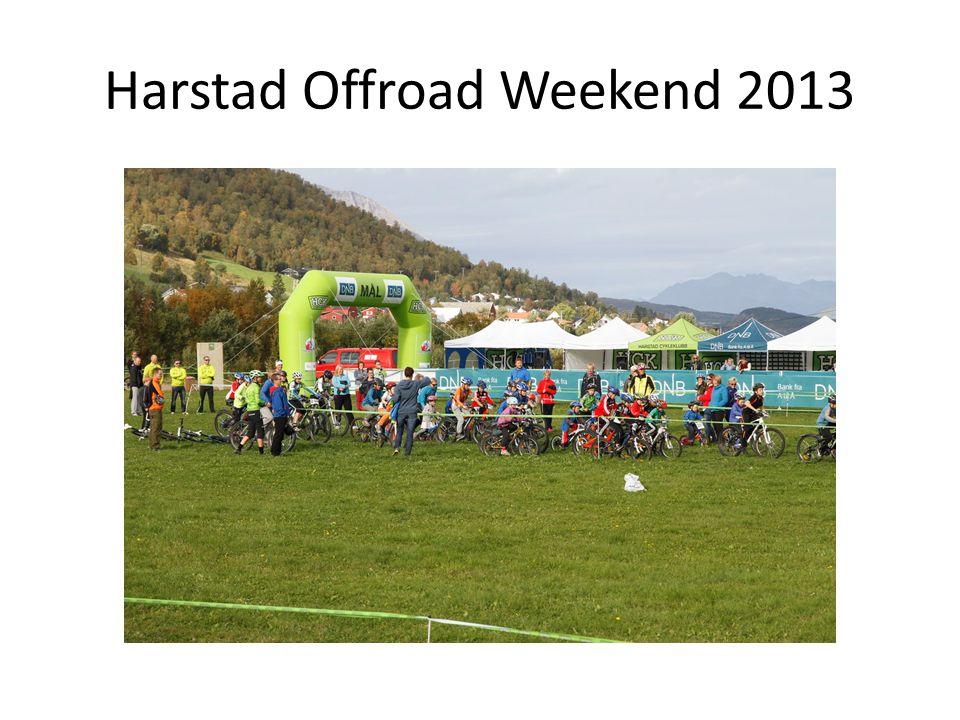 Harstad Offroad Weekend 2013