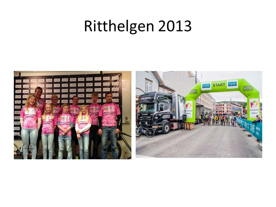 Hilsen fra Styret Styret vil på vegne av hele klubben takke for det fantastiske sykkelåret 2013 og medlemmenes innsats gjennom hele året.