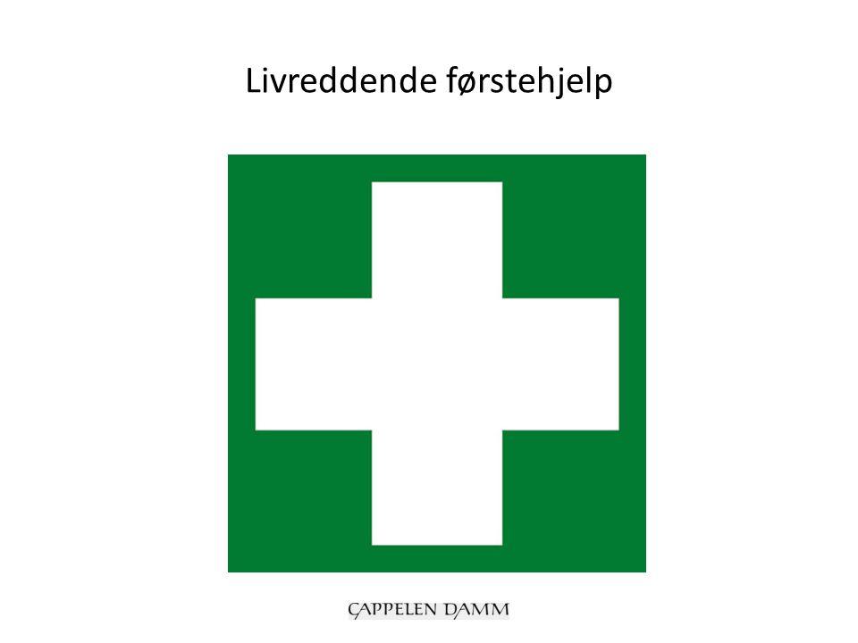 Livreddende førstehjelp