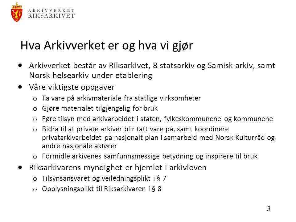 4 Historikk Noark  Papirbasert journalføring siden 1740.