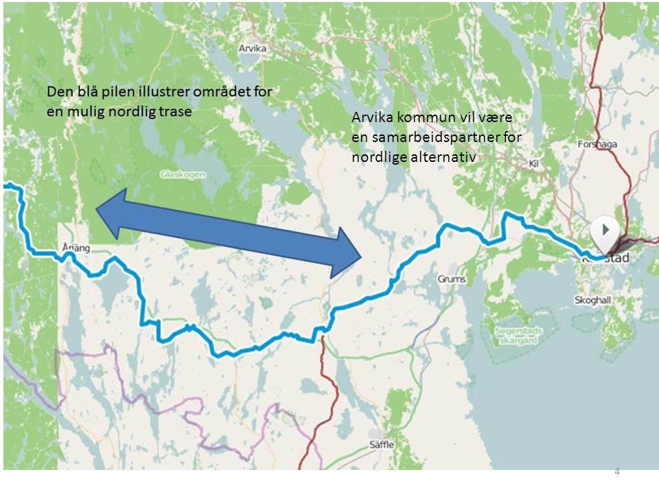Prosjekteiere Norsk prosjekteier: – Grensekomiteen Värmland-Østfold Svensk prosjekteier: – Årjängs kommun 5
