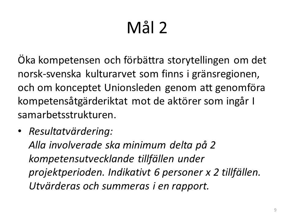 Organisering av prosjektarbeidet Prosjekteiere Norge+Sverige Styringsgruppe Norge+Sverige Prosjektgruppe Norge+Sverige Prosjektledelse Norge+Sverige Arbeids- pakke 1 Arbeids- pakke 2 Arbeids- pakke 3 Arbeids- pakke 4 Arbeids- pakke 5 20