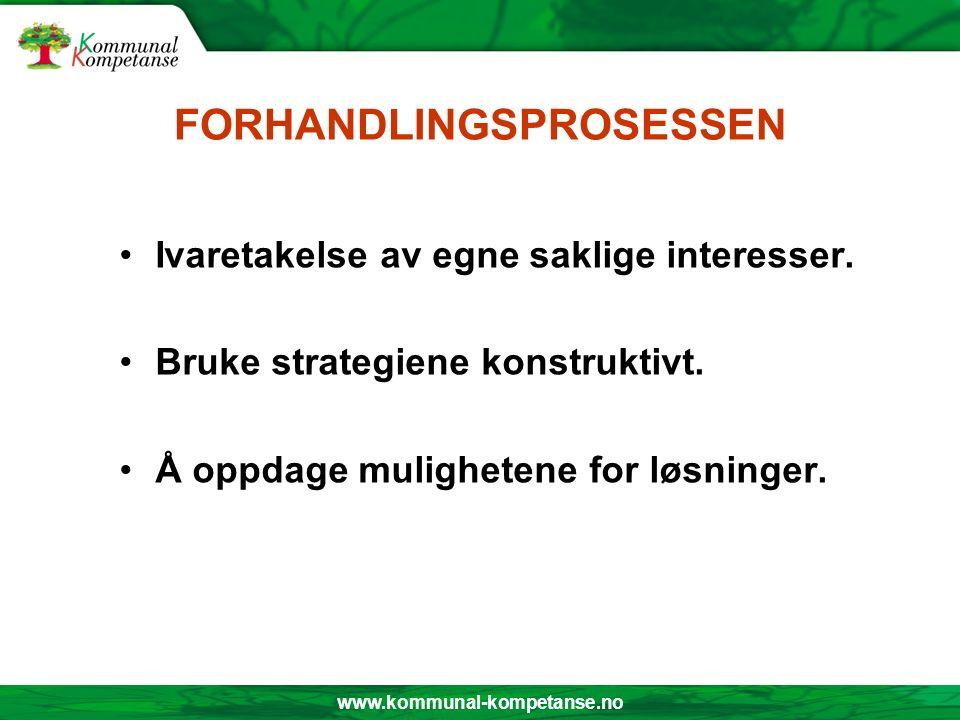 www.kommunal-kompetanse.no UTFORDRINGER Fallhøyden.