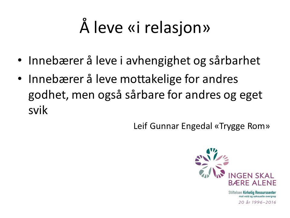 Kurs / seminar Dagskurs om ett eller flere temaer For ansatte og/eller frivillige Eks.