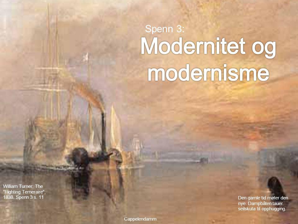 Høymodernismen ca.1900 ca 1930 Europeisk epokebetegnelse Sammenbrudd etter 1.