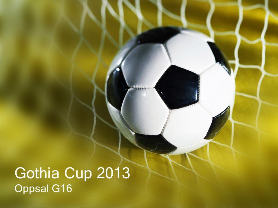 Gothia Cup 2013 Oppsal G16