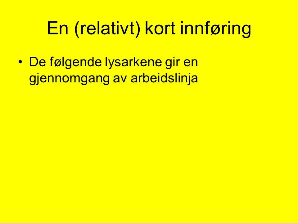 Rattsø om NAV-reformen (3) Dagens organisering er i for stor grad preget av en historisk bakgrunn med en annen avveining mellom politiske mål og hensyn (s.18).