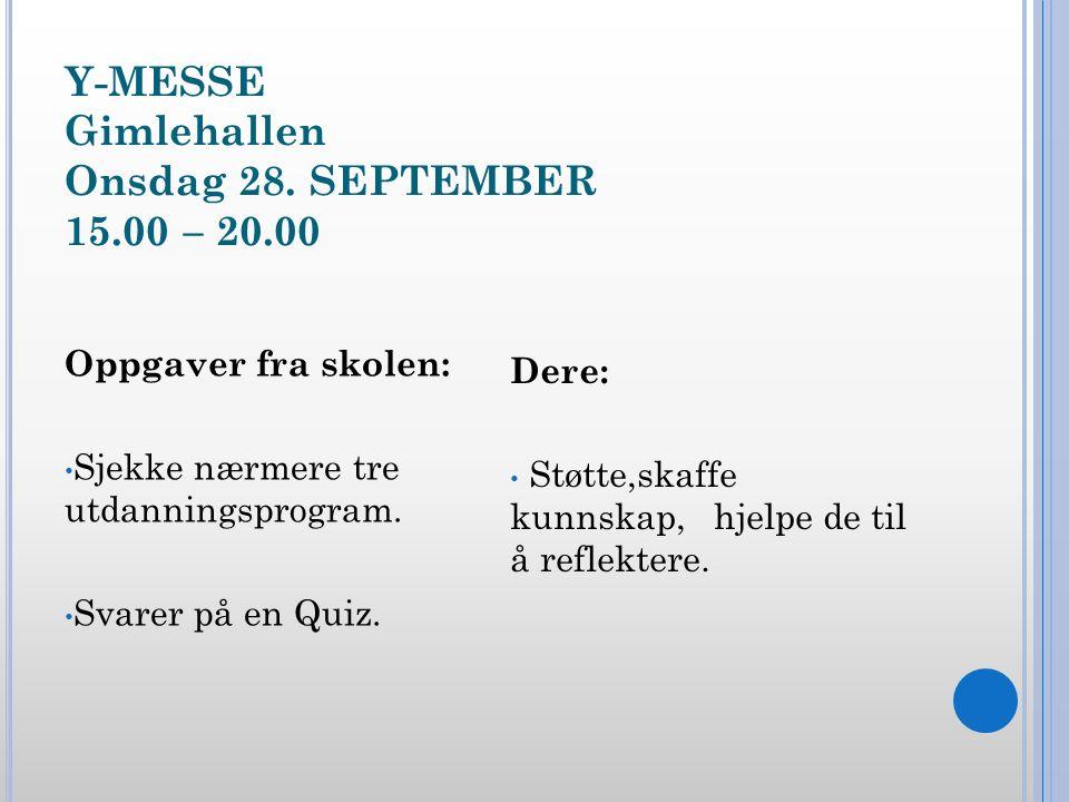 PÅBYGG TIL GENERELL STUDIEKOMPETANSE Rett til plass etter fagbrev/svennebrev Krevende