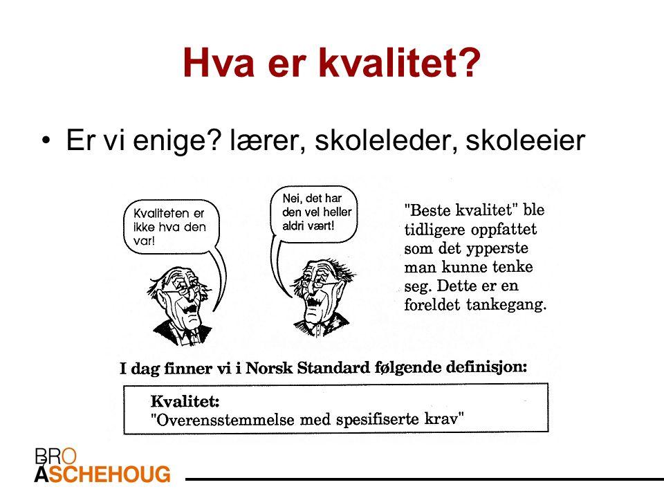 Den lærende organisasjon er bare rigid på ett område: den stiller alltid spørsmål ved sin egen virksomhet Gunnar Næss (HiA) Hva er det vi gjør.