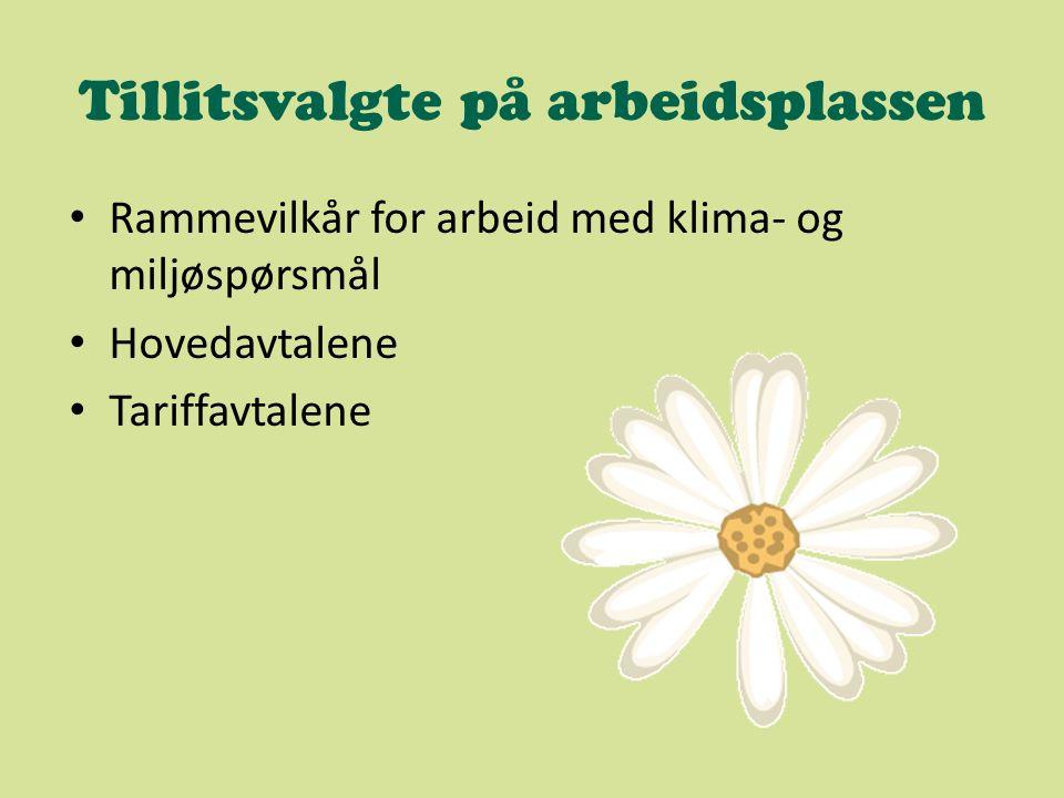 Andre miljømerker Grønt punkt Bra miljøval Ø-merket