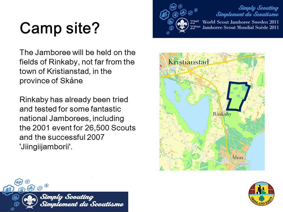 Camp site?