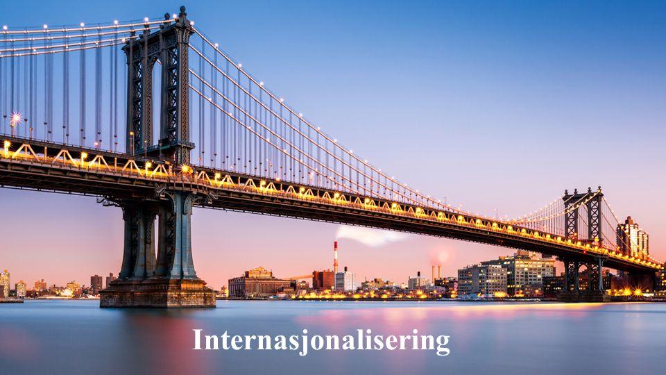 Internasjonalisering