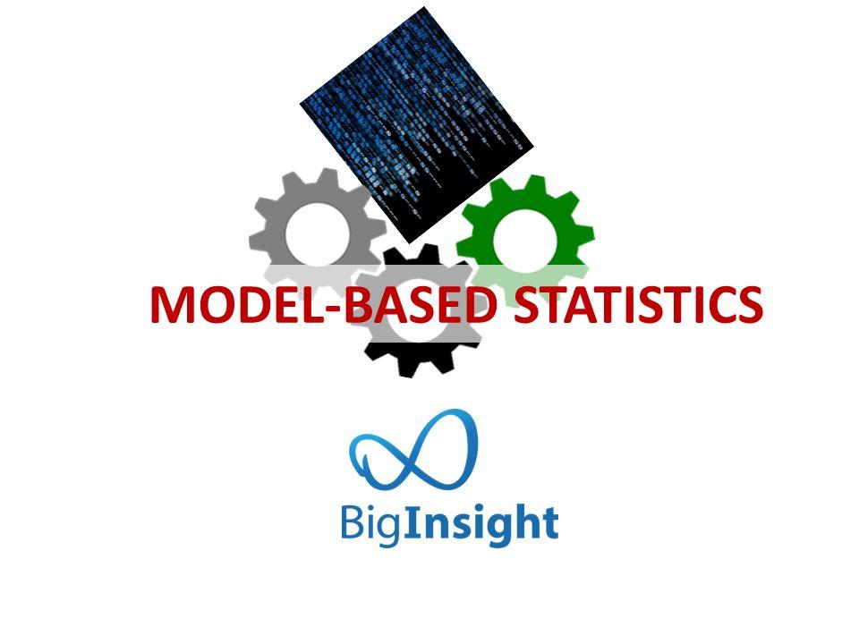 MODEL-BASED STATISTICS
