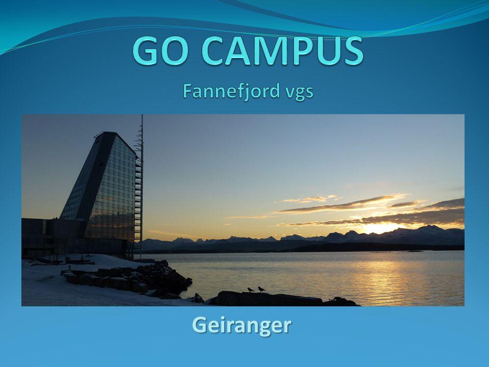 Go Campus Hjelpe unge med psykiske helseplager i overgangen mellom videregående og høyskole/ universitet