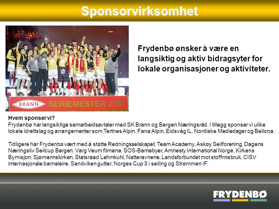 16. Februar 2010 Styredagen i Hordaland 16. februar 2010 10Sponsorvirksomhet Hvem sponser vi.