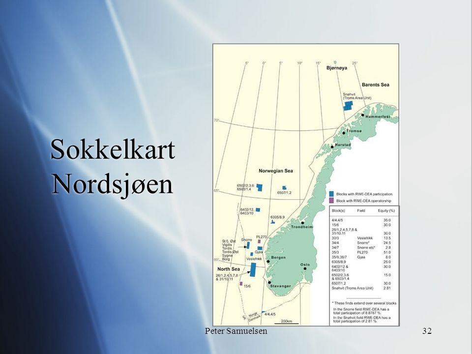 Peter Samuelsen32 Sokkelkart Nordsjøen