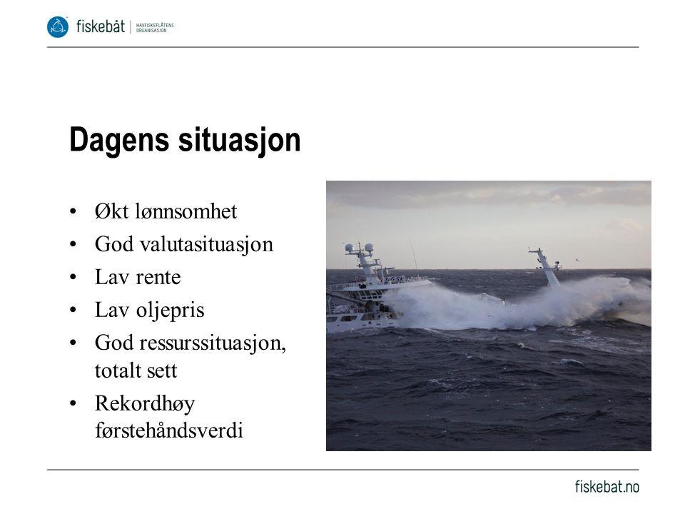 Bearbeidings-, aktivitets- og leveringsplikt Må sees i sammenhengBør avvikles i sin helhet Begrenser nødvendig effektivisering Allokerer råstoff, hindrer omstilling og at industrien konkurrerer på like vilkår Regjeringens forslag: Bedrifter/regioner som tilgodesees kan operere som tradere på bekostning av fiskeflåte og fiskeindustri Diskriminerer fiskereide fartøy med leveringsplikt, som ikke oppnår markedspris