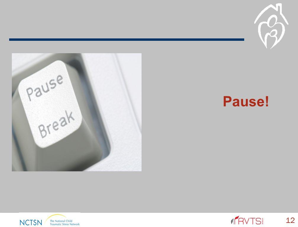 Pause! 12