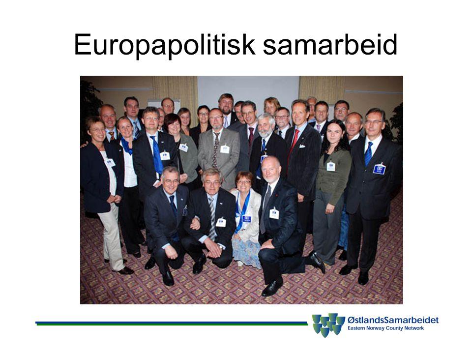 Europapolitisk samarbeid