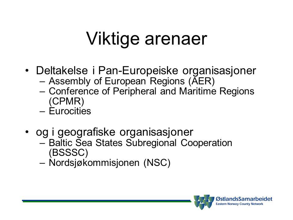 BSSSC Etablert i 1993 i Stavanger og stor konferanse 10 år etter på Lillehammer i 2002.