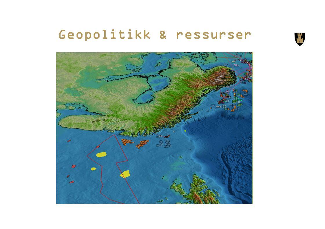 Geopolitikk & ressurser