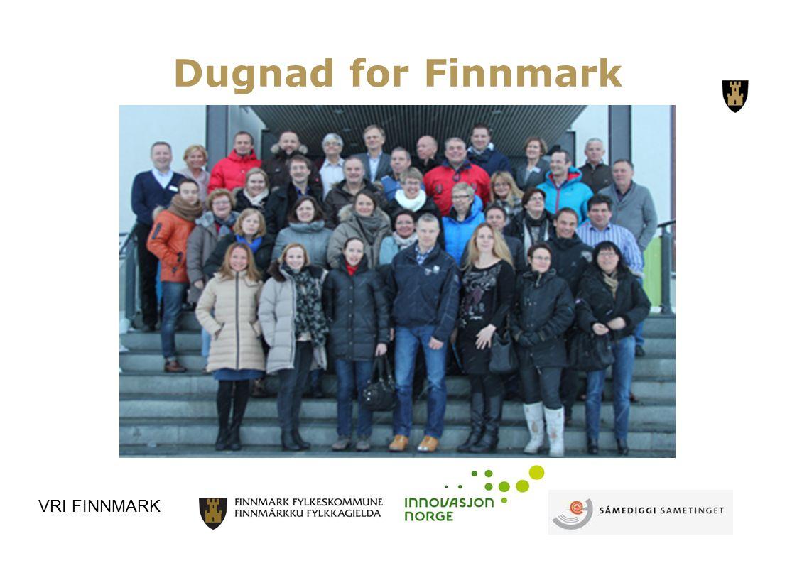 Dugnad for Finnmark VRI FINNMARK