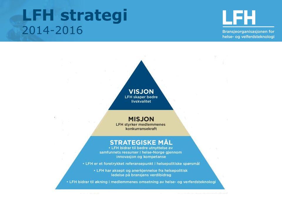 LFH strategi 2014-2016