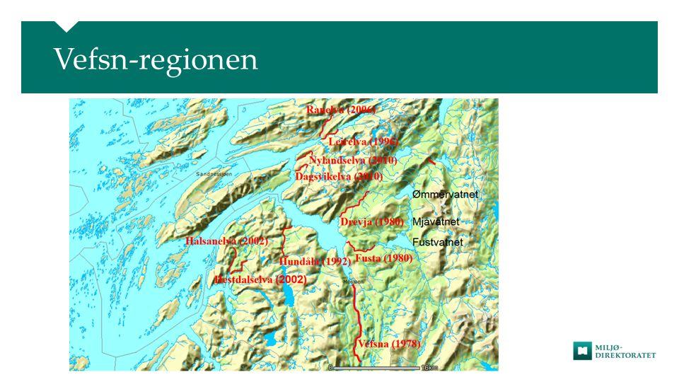 Vefsn-regionen
