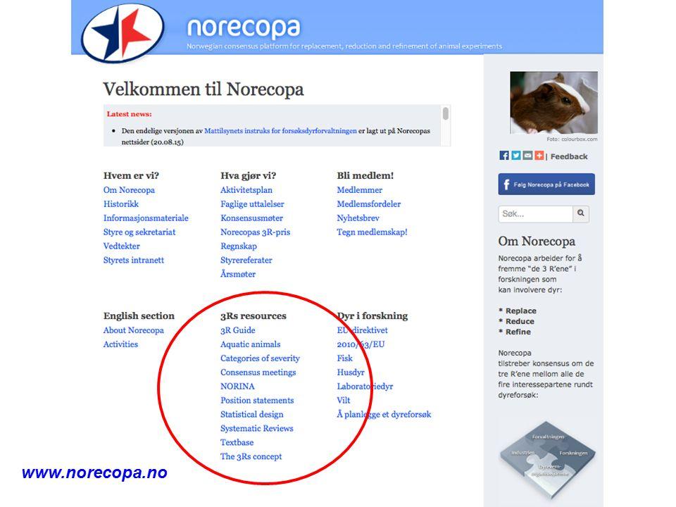 www.norecopa.no