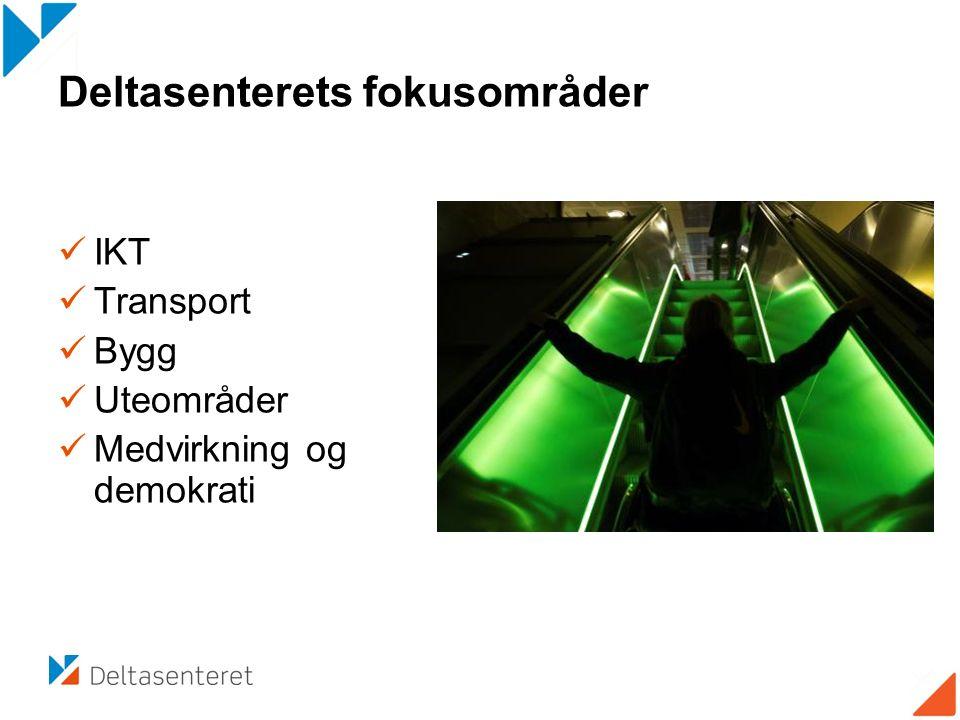 IKT Transport Bygg Uteområder Medvirkning og demokrati