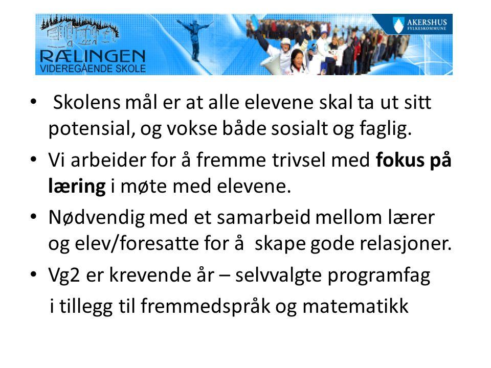 Beståttprosenten 2013 - 14 Obligatorisk matematikk og fremmedspråk er fag som mange sliter med.