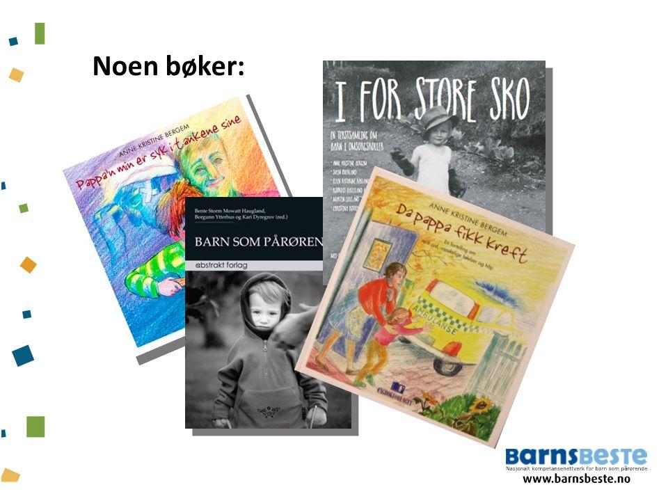 Noen bøker: