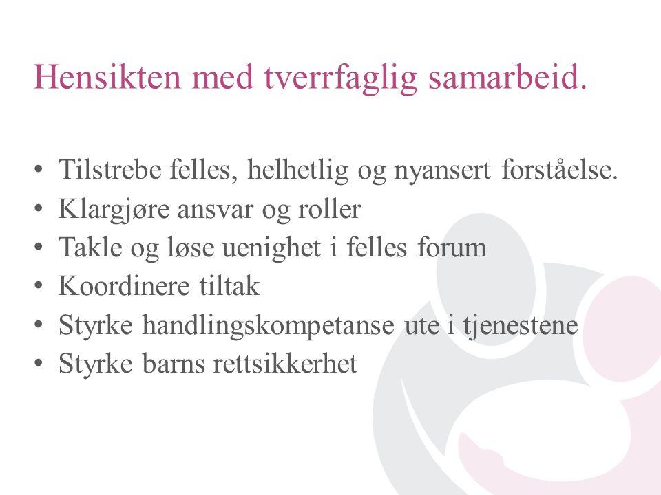 Konsultasjonsteamet Helseregion Nord Konsultasjonsteamet består av: Barnehuset Familievernkontoret Kommunal barneverntjeneste Støttesenter mot incest og seksuelle overgrep (SMISO) UNN barnemedisin Helsesøstertjenesten Politiet Vold- og traumesenteret (RVTS Nord) Universitetet i Tromsø Habiliteringstjenesten