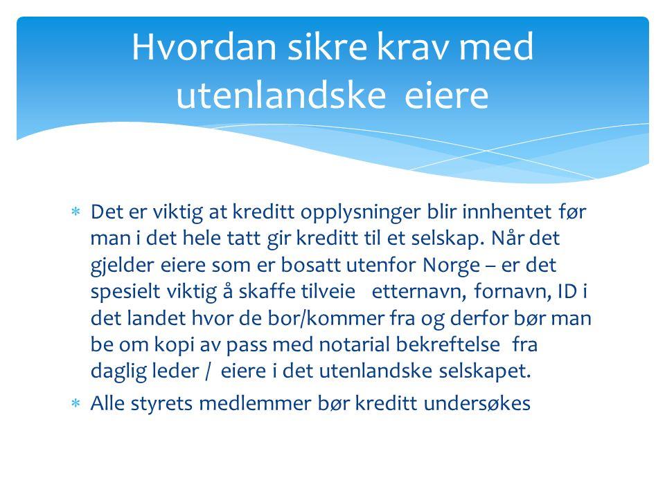  Det finnes ingen konvensjon for tvangsfullbyrdelse mellom Norge og Amerika  Men amerikanske domstoler aksepter likevel norske d0mmer som har notarial bekreftelser og oversettelser.