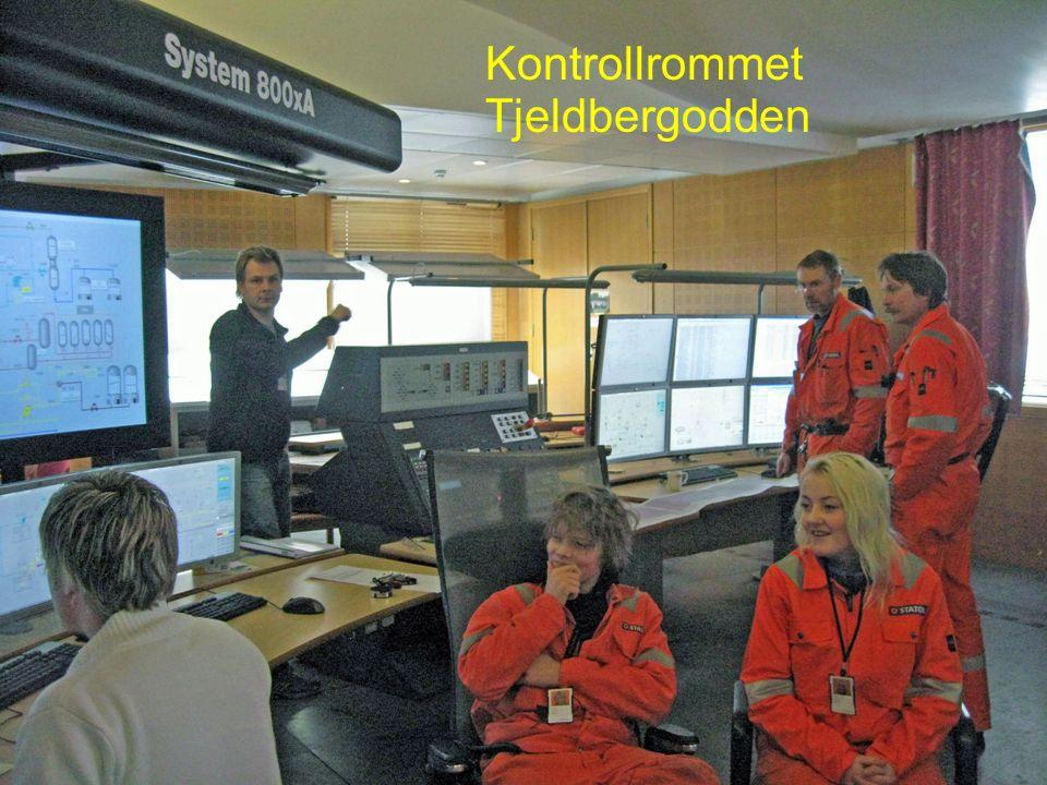 Kontrollrommet Tjeldbergodden