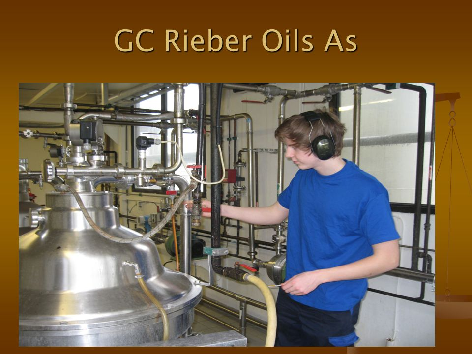 GC Rieber Oils As