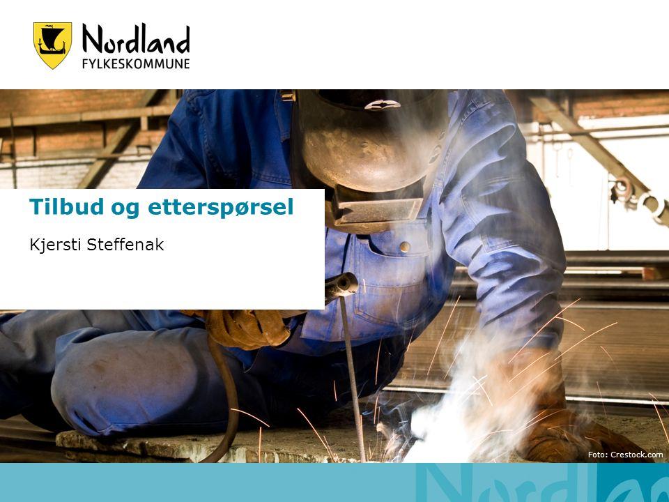 s. 1 Tilbud og etterspørsel Kjersti Steffenak Foto: Crestock.com