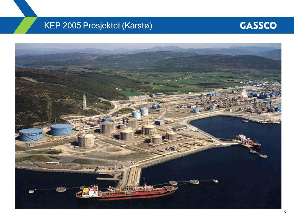 9 KEP 2005 Prosjektet (Kårstø)