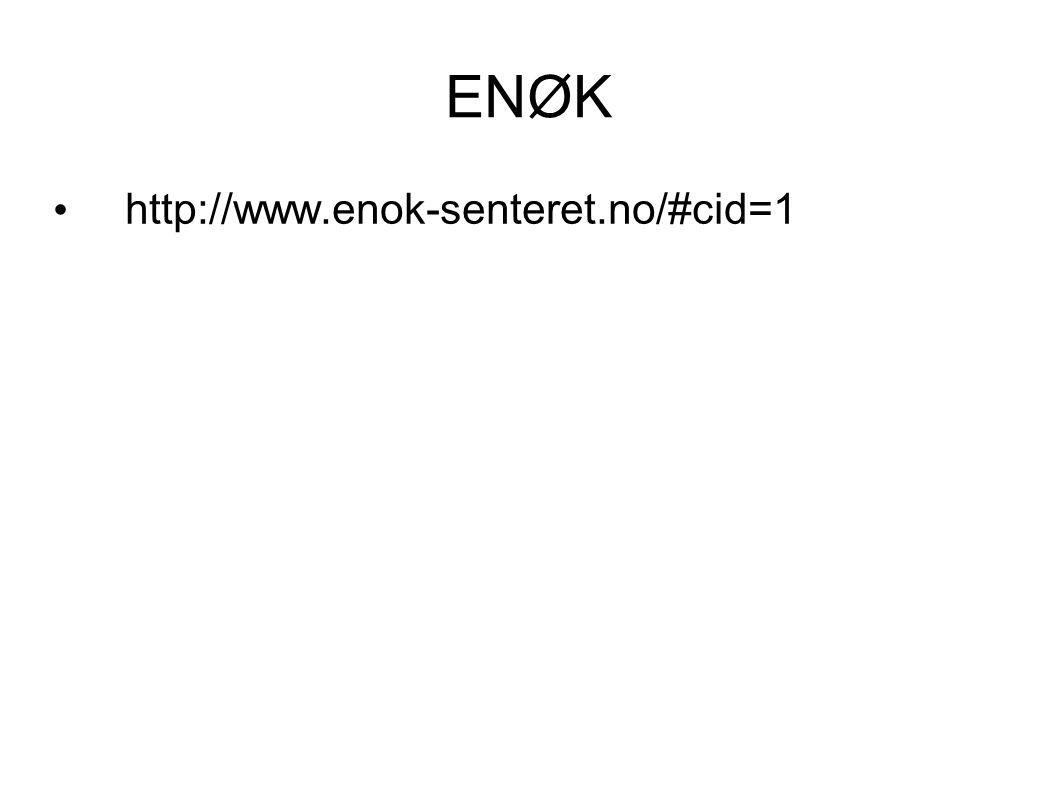 ENØK http://www.enok-senteret.no/#cid=1