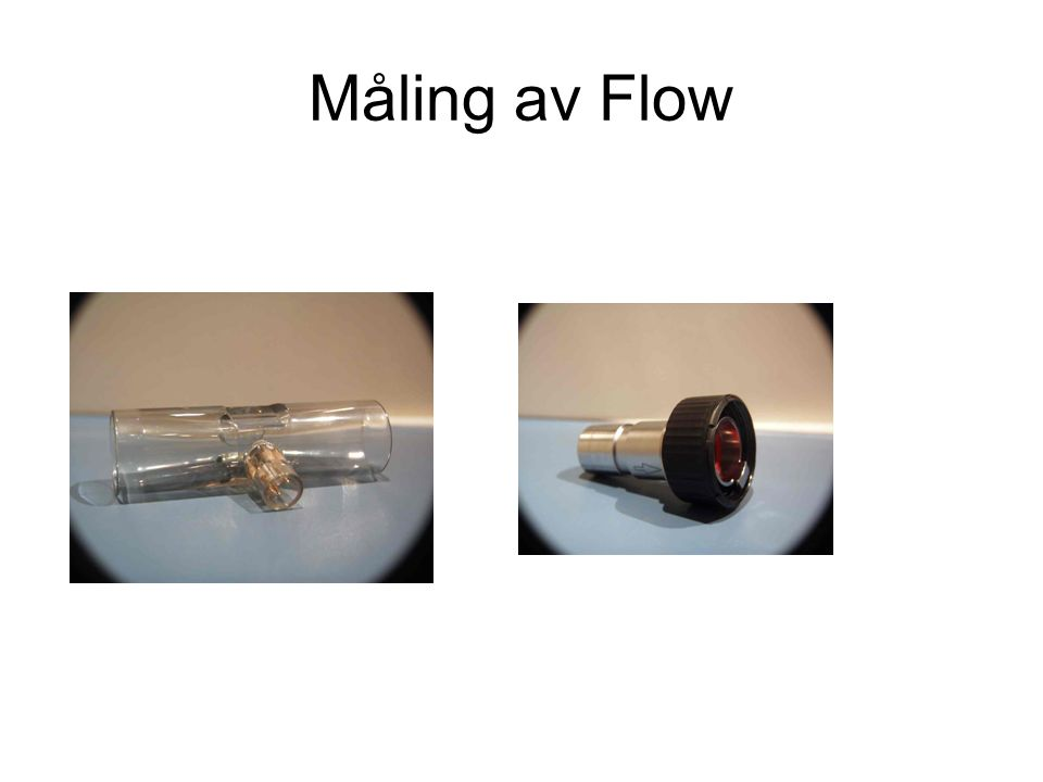 Måling av Flow