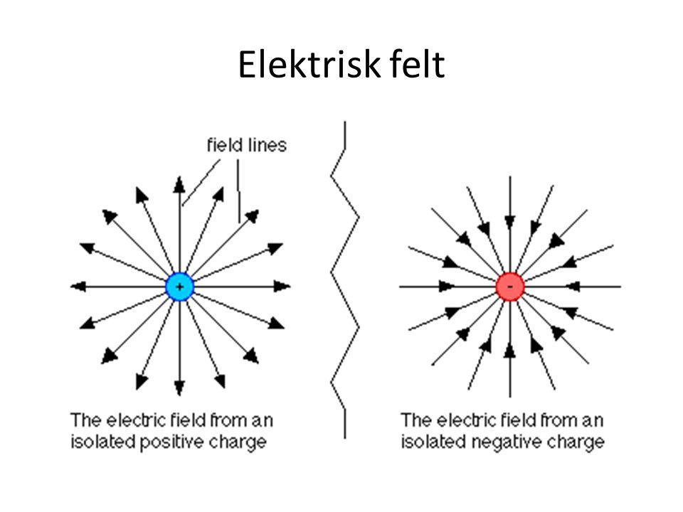 Elektrisk felt