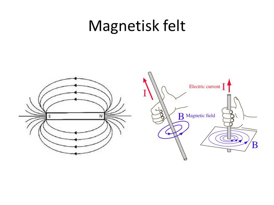 Magnetisk felt