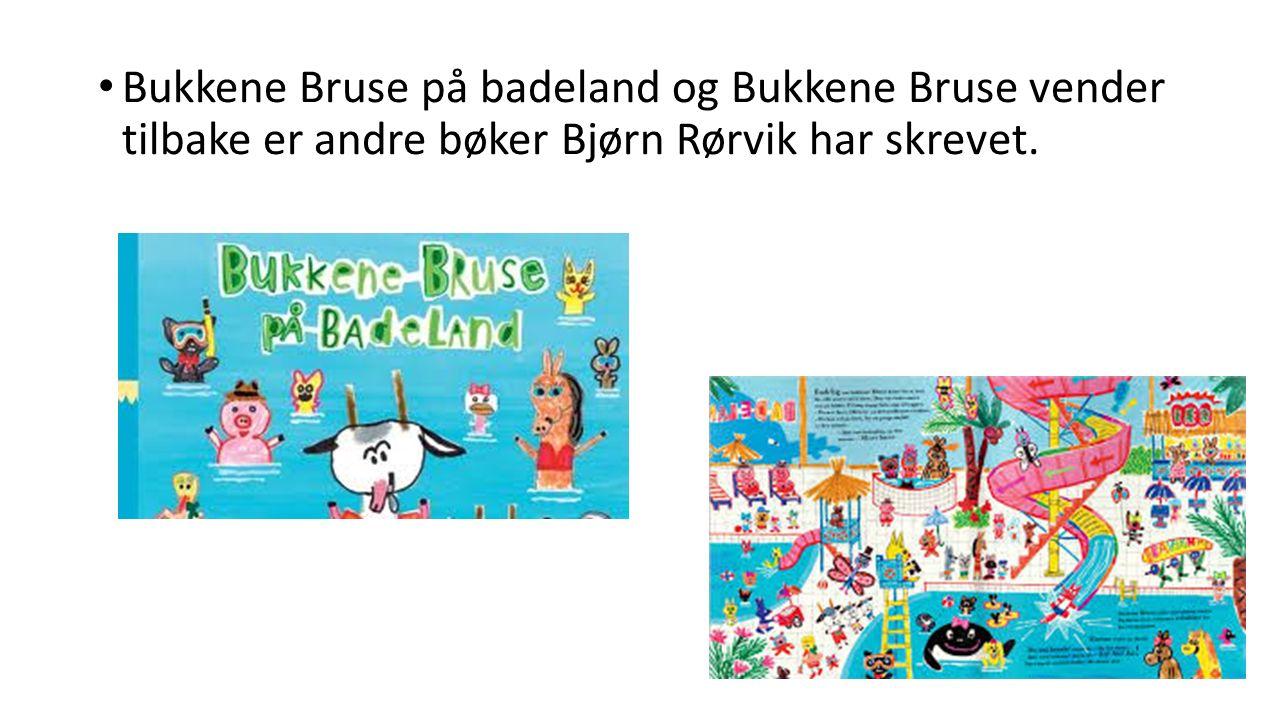 En liten film om Bukkene Bruse på badelandBukkene Bruse