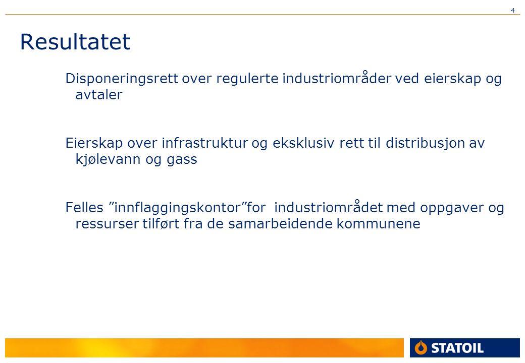 5 Resultatet, forts Største eiere Statoil Sparebank 1 Midt-Norge NEAS Hemne Kraftlag Aure kommune Hemne kommune Hitra kommune Sparebanken Hemne