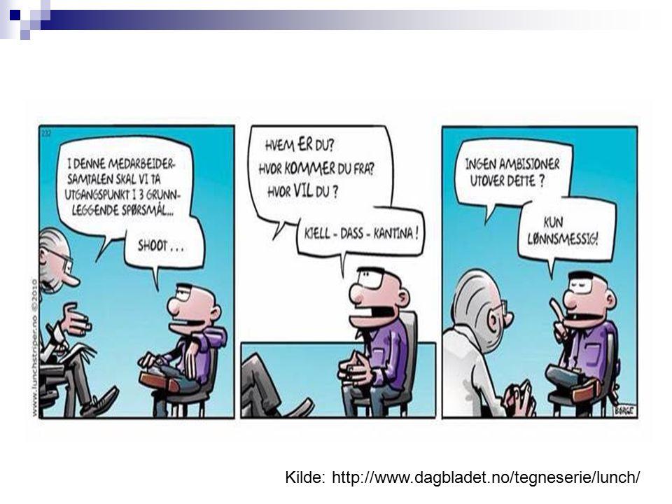 Kilde: http://www.dagbladet.no/tegneserie/lunch/