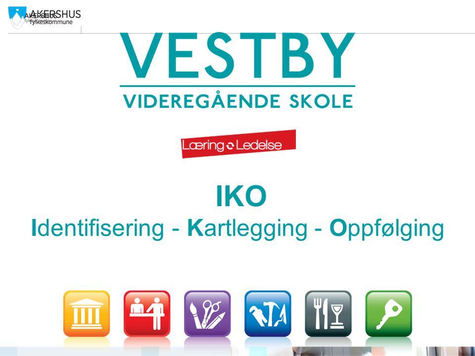 IKO Identifisering - Kartlegging - Oppfølging
